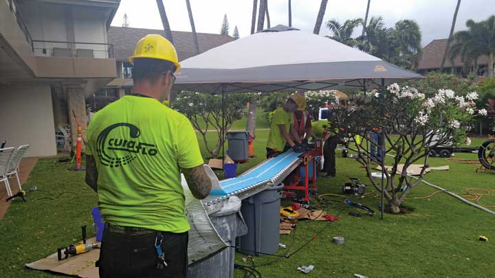 CIPP Lining System In Maui