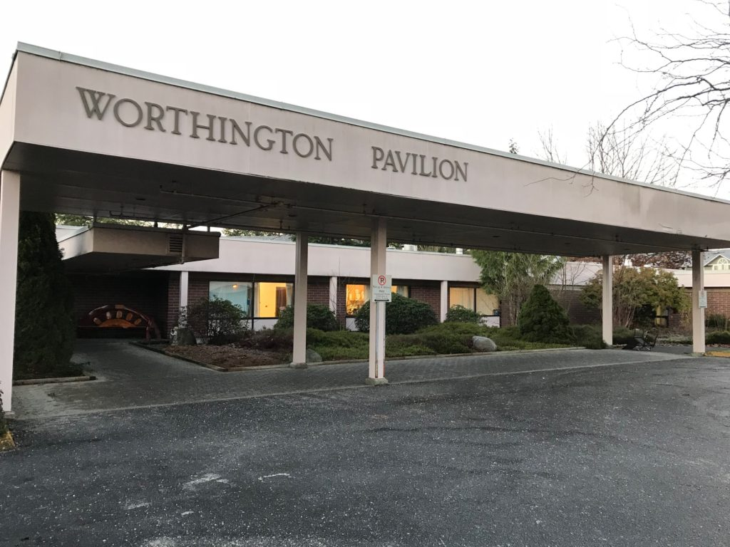 Cottage Worthington Pavilion