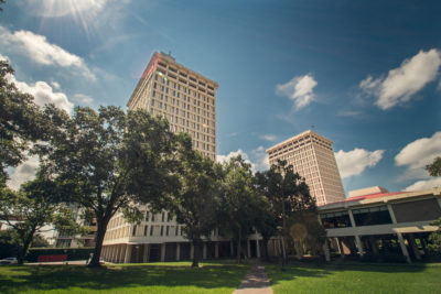 Moody Towers, University of Houston