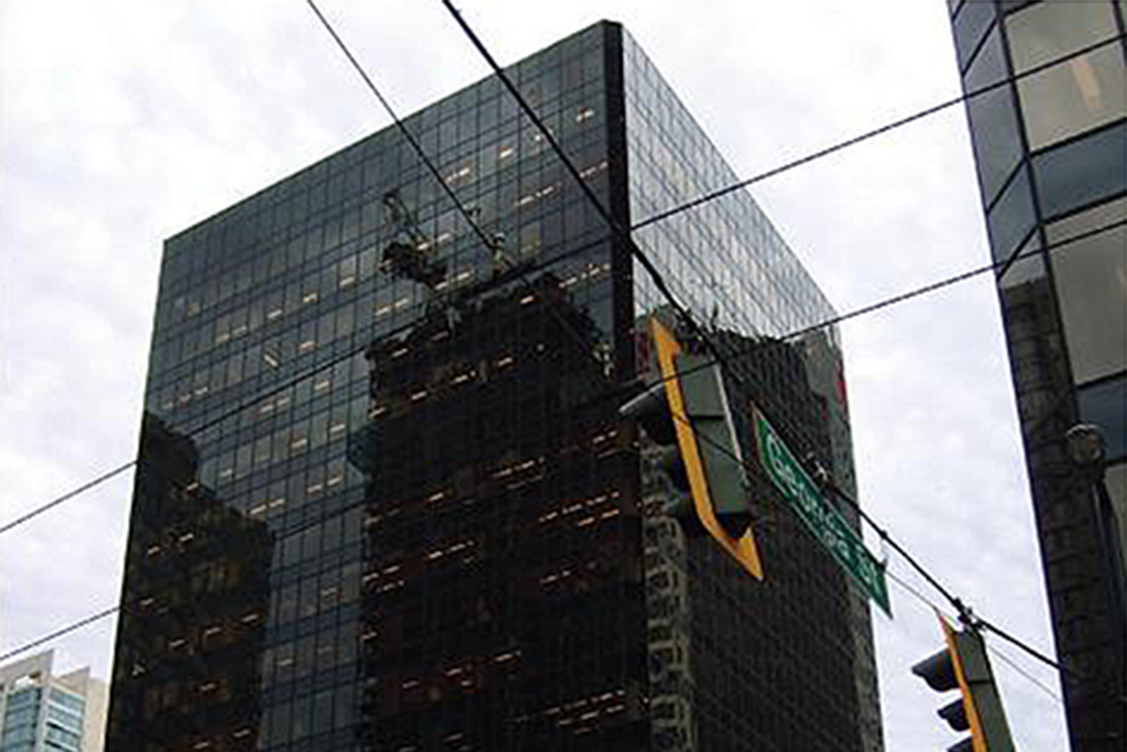 Pacific Centre Office Towers